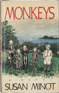Books:Signed Editions, Susan Minot. Monkeys. New York: E. P. Dutton / Seymour Lawrence, [1986]. First edition. Signed by the author on th...