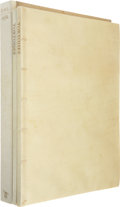 Books:Signed Editions, [Cheloniidae Press]. D. H. Lawrence. Tortoises, Six Poems by D.H. Lawrence. [Williamsburg, Massachusetts]: Chelonii...