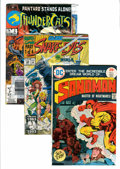 Bronze Age (1970-1979):Miscellaneous, Bronze to Modern Age Short Box Group (Various Publishers,1970s-90s) Condition: Average VF....