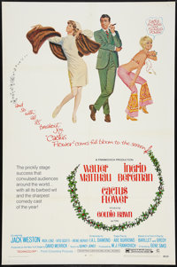 """Cactus Flower (Columbia, 1969). One Sheet (27"""" X 41""""). Comedy"""