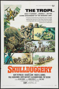 "Movie Posters:Adventure, Skullduggery (Universal, 1970). One Sheet (27"" X 41""). Adventure....."
