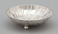 Silver Holloware, American:Bowls, AN AMERICAN SILVER CHASED REPOUSSÉ BOWL. S. Kirk & Son,Baltimore, Maryland, circa 1900. Marks: S. KIRK & SON,STERLING, 4...