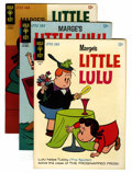 Bronze Age (1970-1979):Cartoon Character, Marge's Little Lulu File Copies Group (Gold Key, 1967-79)Condition: Average VF+.... (Total: 58 Comic Books)