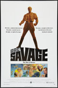 "Movie Posters:Adventure, Doc Savage: The Man of Bronze (Warner Brothers, 1975). One Sheets (2) (27"" X 41""). Adventure.. ... (Total: 2 Items)"