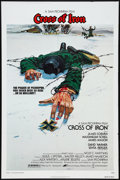 "Movie Posters:War, Cross of Iron (Avco Embassy, 1977). One Sheet (27"" X 41""). War....."