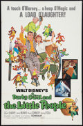 "Movie Posters:Comedy, Disney Lot (Buena Vista, 1960-1977). One Sheets (3) (27"" X 41""). Comedy.. ... (Total: 3 Items)"