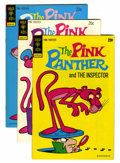 Bronze Age (1970-1979):Cartoon Character, Pink Panther File Copy Group (Gold Key, 1970s) Condition: AverageVF+.... (Total: 49 Comic Books)