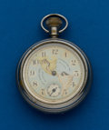 Timepieces:Pocket (pre 1900) , Ingersoll, Pan American Exposition, 1901, Back Wind. ...