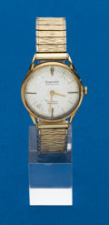 Timepieces:Wristwatch, Wakmann, 14k, Wristwatch. ...