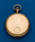 Timepieces:Pocket (post 1900), Elgin, 12 Size, Hunters Case. ...