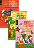 Bronze Age (1970-1979):Cartoon Character, Huey, Dewey, and Louie Junior Woodchucks File Copies Group (GoldKey/Whitman, 1968-84) Condition: Average VF/NM.... (Total: 52 ComicBooks)