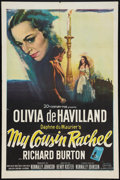 "Movie Posters:Mystery, My Cousin Rachel (20th Century Fox, 1952). One Sheet (27"" X 41"").Mystery.. ..."