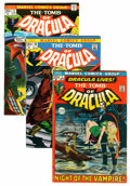 Bronze Age (1970-1979):Horror, Tomb of Dracula Group (Marvel, 1972-74) Condition: AverageFN/VF.... (Total: 22 Comic Books)