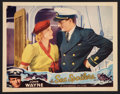 "Movie Posters:Action, The Sea Spoilers (Universal, 1936). Lobby Card (11"" X 14"").Action.. ..."