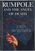 Books:Signed Editions, John Mortimer. Rumpole and the Angel of Death. [New York, et al.]: Viking, [1995]. First American edition. Signed ...