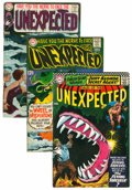 Bronze Age (1970-1979):Horror, Unexpected Group (DC, 1967-76) Condition: Average VG/FN.... (Total:49 Comic Books)