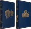 "Books:First Editions, Rudyard Kipling. ""Jungle Books,"" including: The Jungle Book.With illustrations by J. L. Kipling, W. H. Drake, and P... (Total:2 Items)"