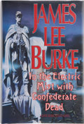 Books:Signed Editions, James Lee Burke. In the Electric Mist with Confederate Dead. New York: Hyperion, [1993]. First edition. Signed by ...