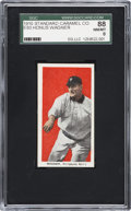 Baseball Cards:Singles (Pre-1930), 1910 E93 Standard Caramel Honus Wagner SGC 88 NM/MT 8 - Pop 1,Highest Grade Known....