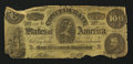 Confederate Notes:1864 Issues, CT65 $100 1864.. ...