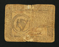 Colonial Notes:Continental Congress Issues, Continental Currency November 29, 1775 $8 Fine.. ...