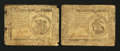 Colonial Notes:Continental Congress Issues, Continental Currency February 17, 1776 $3 Very Good.. ContinentalCurrency May 9, 1776 $1 Very Good.. ... (Total: 2 notes)