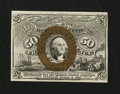 Fractional Currency:Second Issue, Fr. 1318 50¢ Second Issue About New.. ...