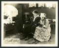 """Movie Posters:Comedy, A Dog's Life (First National, 1918). Lobby Cards (2) (8"""" X 10"""").Comedy.. ... (Total: 2 Items)"""