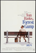 """Movie Posters:Comedy, Forrest Gump (Paramount, 1994). One Sheet (27"""" X 40"""") SS Advance. Comedy.. ..."""