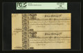 Colonial Notes:Maryland, Maryland 1733 15s Vertical Pair PCGS Apparent Choice About New 58.....
