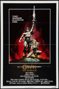 "Movie Posters:Action, Conan the Barbarian (Universal, 1982). One Sheet (27"" X 41"").Action.. ..."