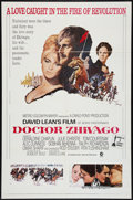 "Movie Posters:Drama, Doctor Zhivago (MGM, R-1971). One Sheet (27"" X 41""). Drama.. ..."