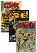 Silver Age (1956-1969):Superhero, The Sub-Mariner Group (Marvel, 1968-74) Condition: Average VF-.... (Total: 59 Comic Books)