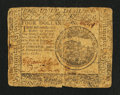 Colonial Notes:Continental Congress Issues, Continental Currency February 17, 1776 $4 Very Good.. ...