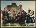 """Movie Posters:Swashbuckler, The Black Pirate (United Artists, 1926). Lobby Card (10"""" X 13""""). Swashbuckler.. ..."""