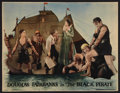 "Movie Posters:Swashbuckler, The Black Pirate (United Artists, 1926). Lobby Card (10"" X 13"").Swashbuckler.. ..."
