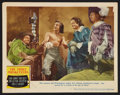 """Movie Posters:Swashbuckler, The Three Musketeers (MGM, 1948). Lobby Card (11"""" X 14""""). Swashbuckler.. ..."""
