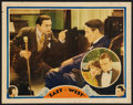 "Movie Posters:Crime, East Is West (Universal, 1930). Lobby Card (11"" X 14""). Crime.. ..."