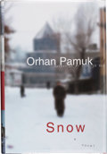 Books:Signed Editions, Orhan Pamuk. Snow. New York: Alfred A. Knopf, 2004. First edition. Inscribed, signed and dated by the author o...