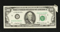 Error Notes:Foldovers, Fr. 2164-E $100 1969 Federal Reserve Note. Very Fine.. ...