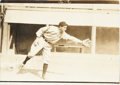 "Baseball Collectibles:Photos, 1914 ""Shoeless Joe"" Jackson Photograph by George Bain...."