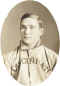 Baseball Collectibles:Photos, 1908 Cincinnati Reds Player (Unknown) Photograph by Carl Horner....