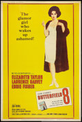 """Movie Posters:Drama, Butterfield 8 (MGM, 1960). Poster (40"""" X 60""""). Style Y. Drama.. ..."""