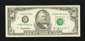 Error Notes:Skewed Reverse Printing, Fr. 2125-G $50 1993 Federal Reserve Note. Choice AboutUncirculated.. ...