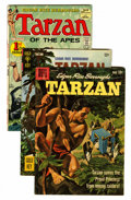 Silver Age (1956-1969):Adventure, Tarzan Group (Various, 1960-79) Condition: Average VG+.... (Total: 49 Comic Books)