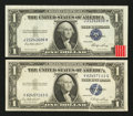 Error Notes:Miscellaneous Errors, Two Different Fr. 1614 Errors.. ... (Total: 2 notes)