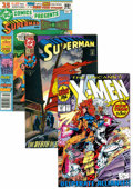 Modern Age (1980-Present):Miscellaneous, Comic Books - Assorted Modern Age Group (Various, 1980s-'90s) Condition: Average VF/NM....