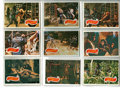 Memorabilia:Trading Cards, Planet of the Apes Trading Cards (Topps, 1967)....