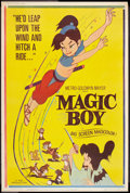 "Movie Posters:Animated, Magic Boy (MGM, 1960). Poster (40"" X 60""). Animated.. ..."