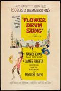 "Movie Posters:Musical, Flower Drum Song (Universal, 1961). Poster (40"" X 60"") Style Y.Musical.. ..."